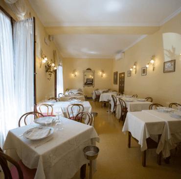 Ristorante Frutti di Mare Lucca
